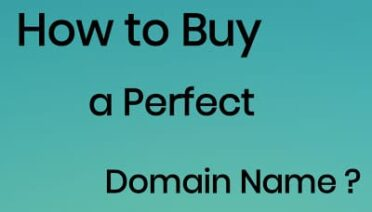 How to Buy a Perfect Domain Name?