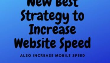 New Best Strategy to Increase Website Speed