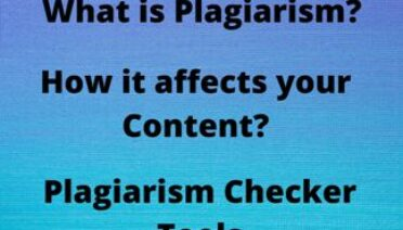 What is Plagiarism and How it affects your Content?