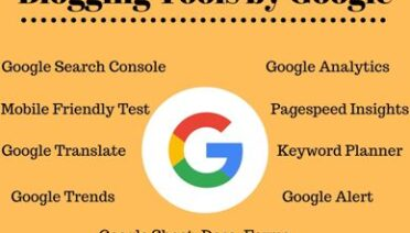 Best 9 Free and Useful Google Tools for Blogging