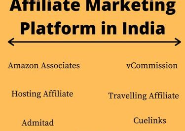 Affiliate marketing platform in India