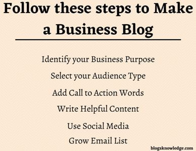 How can Blogging Help to Promote Business?