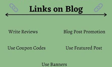 How to promote affiliate links on blog