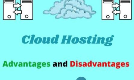 cloud hosting advantages and disadvantages