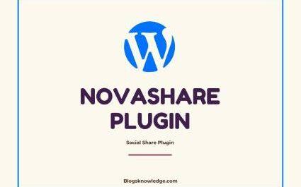 Novashare plugin