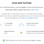 Check the Simple Method to Enable Monetization on Youtube